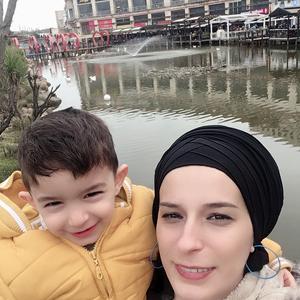 Yeşim Aydınlı Birlik Osbistanbul Almanca Aile Birleşimi